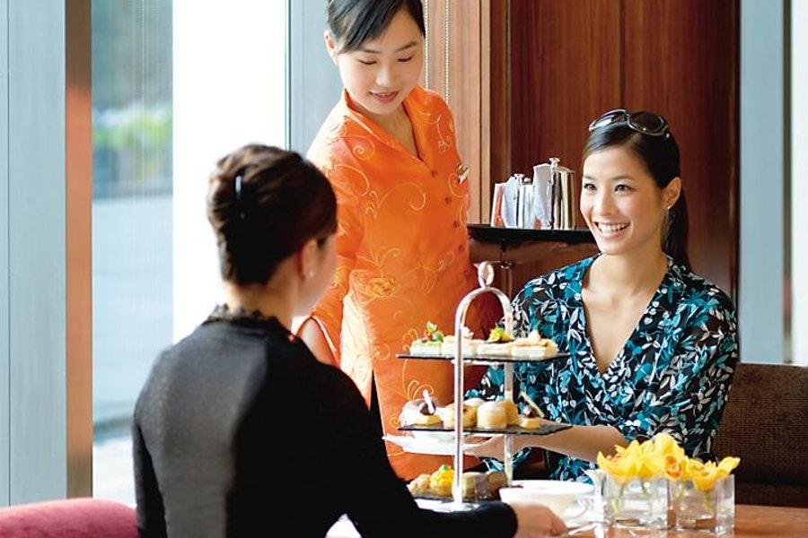 Clipper Lounge - Mandarin Oriental