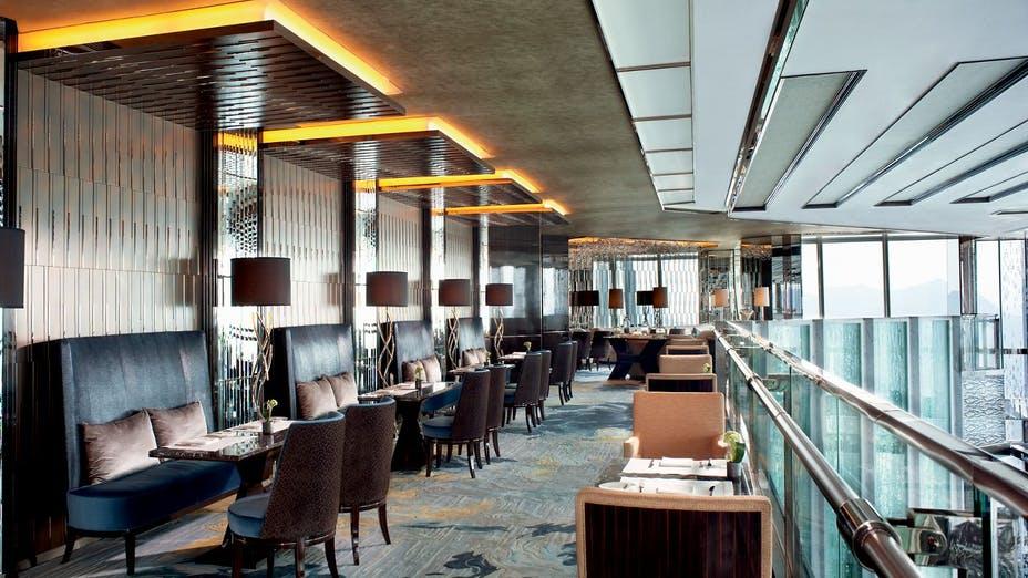 Cafe 103 - The Ritz-Carlton Hong Kong