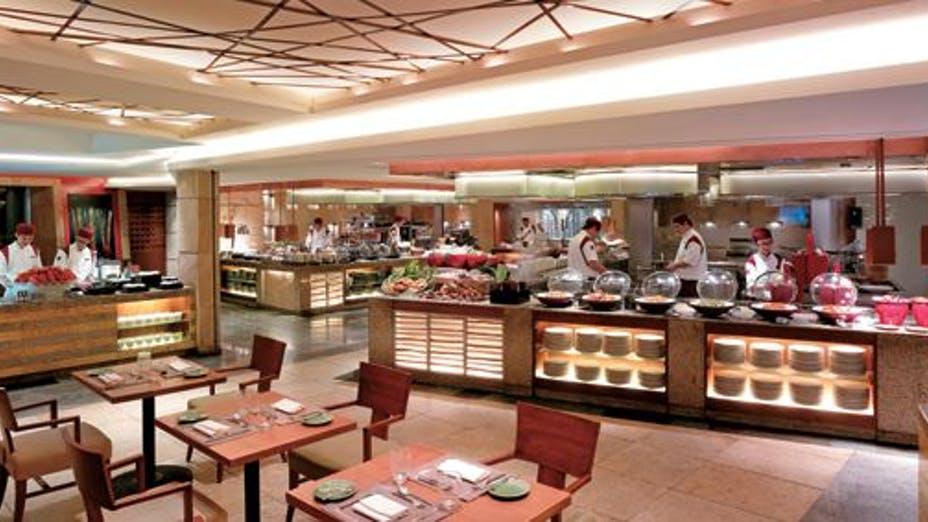 Cafe Kool - Kowloon Shangri-La, Hong Kong