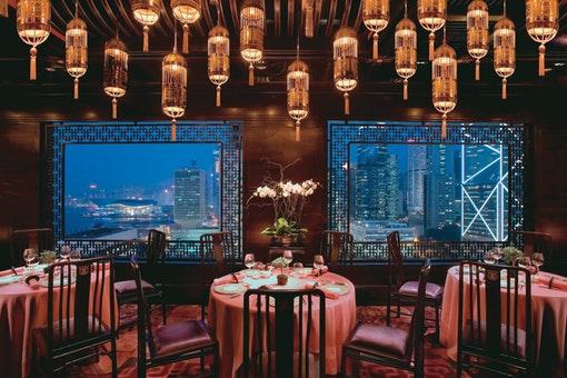 Café Causette - Mandarin Oriental Hong Kong