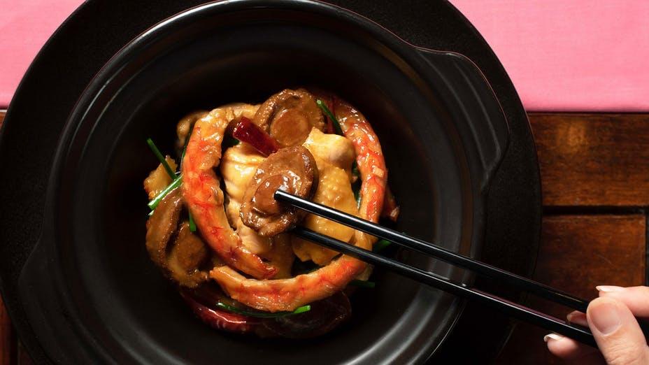 Man Wah - Mandarin Oriental Hong Kong