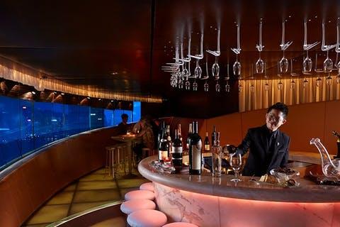 The Bar at Felix - The Peninsula