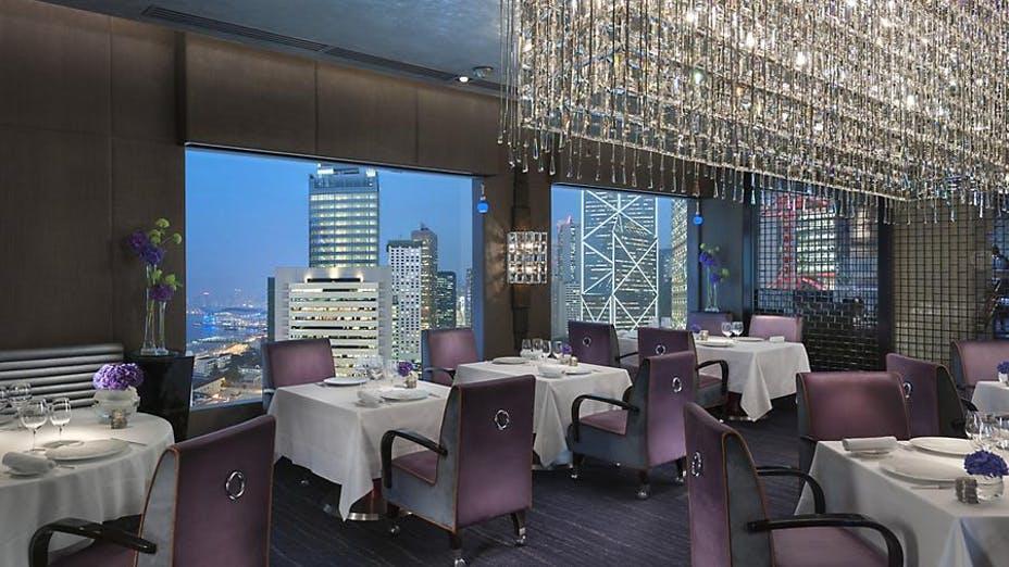 Pierre - Mandarin Oriental Hong Kong