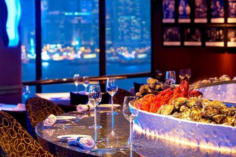 Oyster & Wine Bar - Sheraton Hong Kong