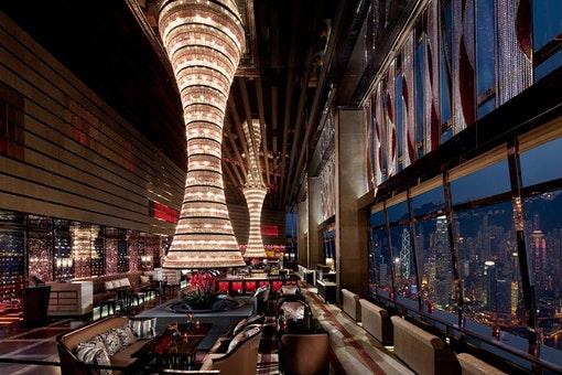 The Lounge & Bar - The Ritz-Carlton Hong Kong