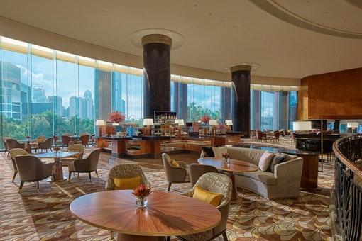 Tiffin - Grand Hyatt Hong Kong