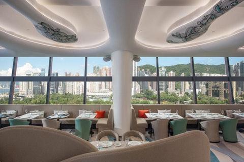 Skye - The Parklane Hong Kong, a Pullman Hotel