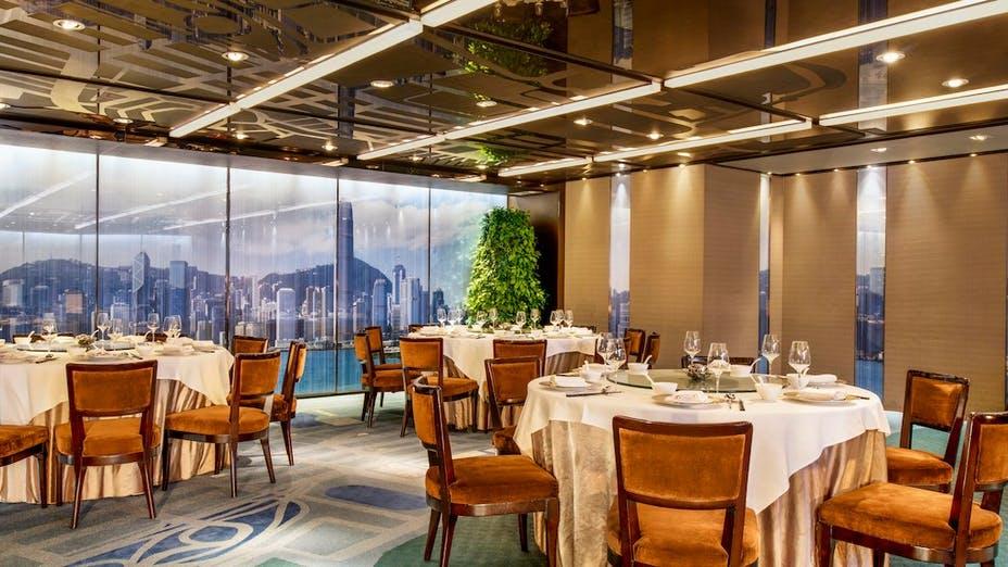 Sing Yin Cantonese Dining - W Hong Kong