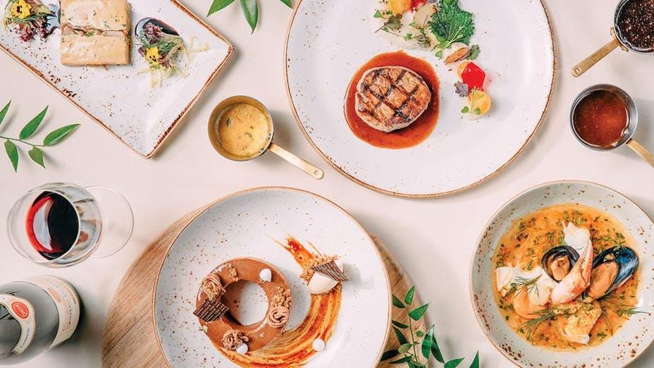 Bostonian Seafood & Grill - The Langham, Hong Kong