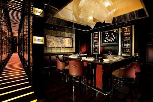 Almas Caviar Bar - The Ritz-Carlton Hong Kong